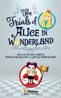 Cover for The Trials of Alice in Wonderland
