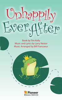 Cover for Unhappily Ever After
