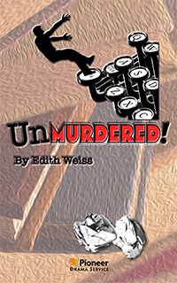 Cover for Unmurdered!