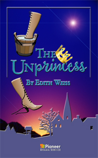 Cover for The Unprincess