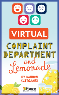 Cover for Virtual Complaint Department and Lemonade