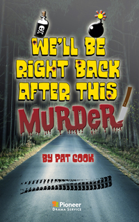 Cover for We'll be Right Back After This Murder...
