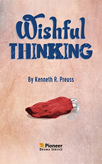 Cover for Wishful Thinking