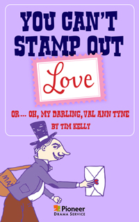 Cover for You Can't Stamp Out Love