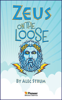 Cover for Zeus on the Loose
