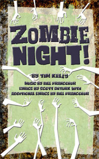 Cover for Zombie Night!