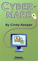 Cover for Cyber-mare