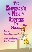 Cover for The Emperor's New Clothes -- The Musical