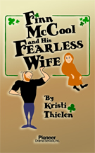 Cover for Finn McCool and His Fearless Wife