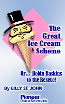 Cover for The Great Ice Cream Scheme