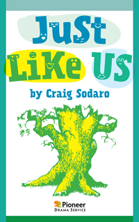 Cover for Just Like Us