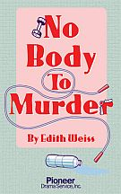 Cover for No Body to Murder